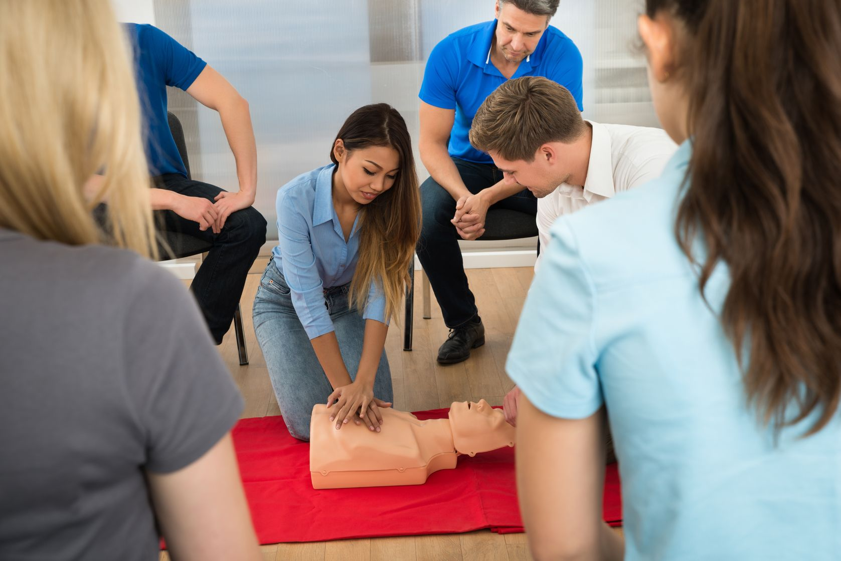 How To Choose The Best Cpr Training Center