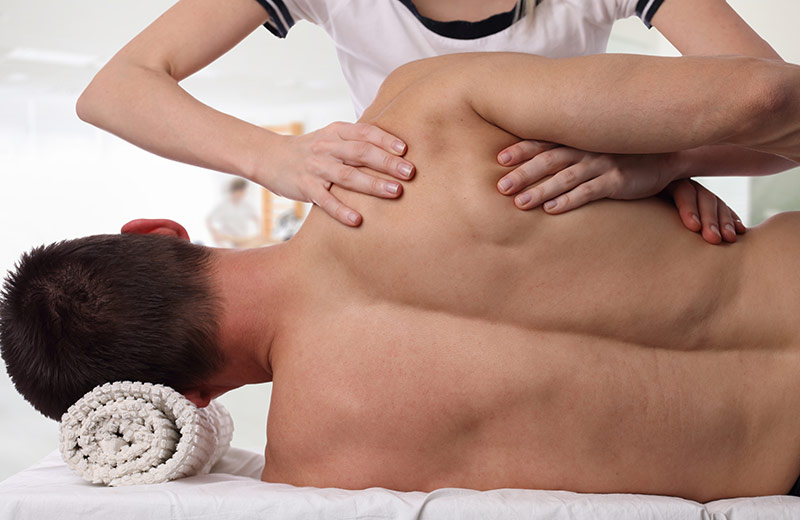 What Are Sports Massage Techniques?